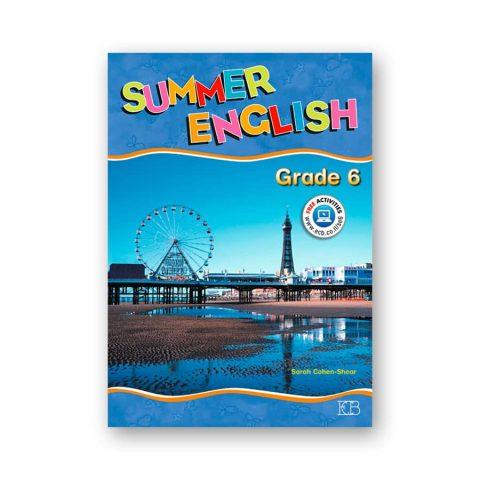 Summer English Grade 6
