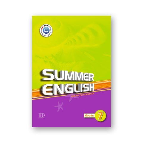 Summer English Grade 7